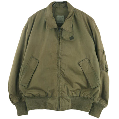 90'S ORIGINAL US AIRFORCE FLYER'S LIGHTWEIGHT JACKET XL-S  미 공군 라이트웨이트 자켓 SIZE 103 루스, ROOS