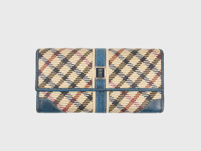 DAKS OF LONDON LEATHER WALLET  루스, ROOS