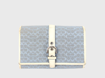 COACH MEDIUM WALLET 코치 루스, ROOS