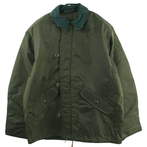 1980 Alpha Us Navy Extrem Cold Weather Deck Jack 알파 미해군 A-1 덱자켓 SIZE 100 루스, ROOS